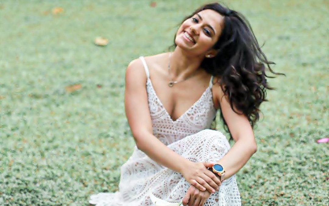 Simran Nanwani about Conscious Lifestyle