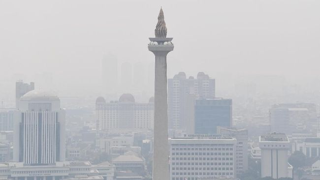 The Air Pollution Lawsuit Against the President and Governor of DKI Jakarta is Finally Granted by the Judge
