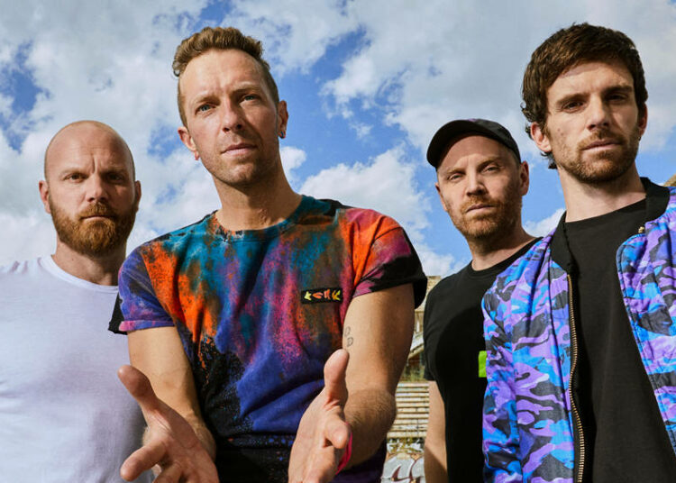 How Coldplay Made Their Upcoming World Tour Sustainable